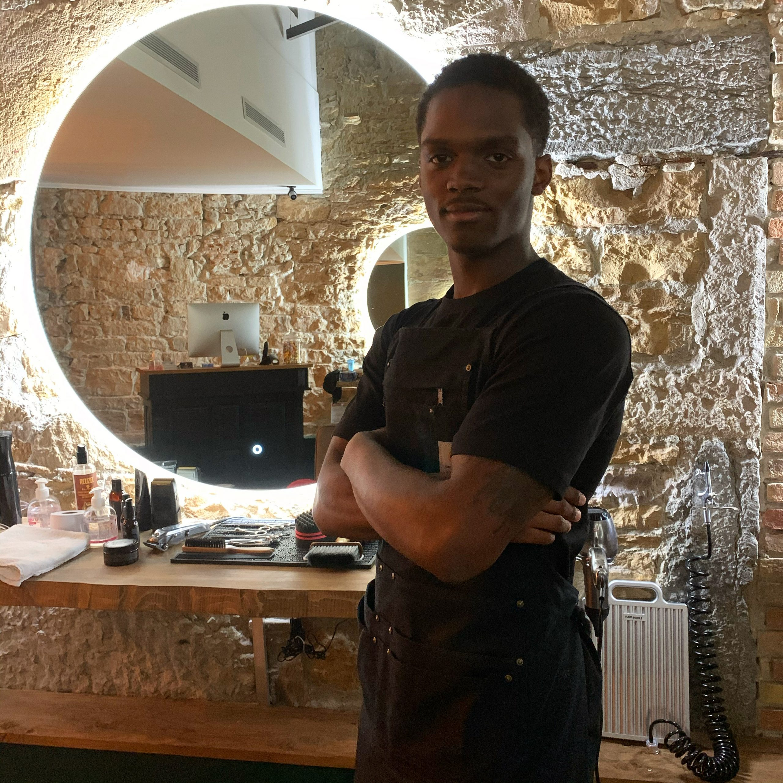 Ben barbier Casa Barbershop Lyon