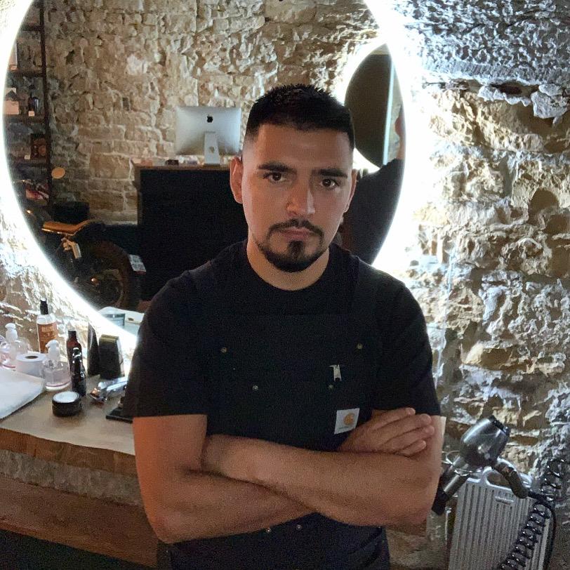 Alexis barbier Casa Barbershop Lyon