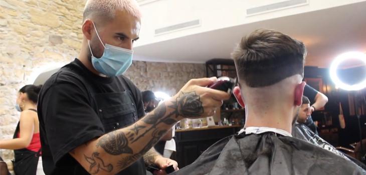 Le Casa Barbershop en vidéo