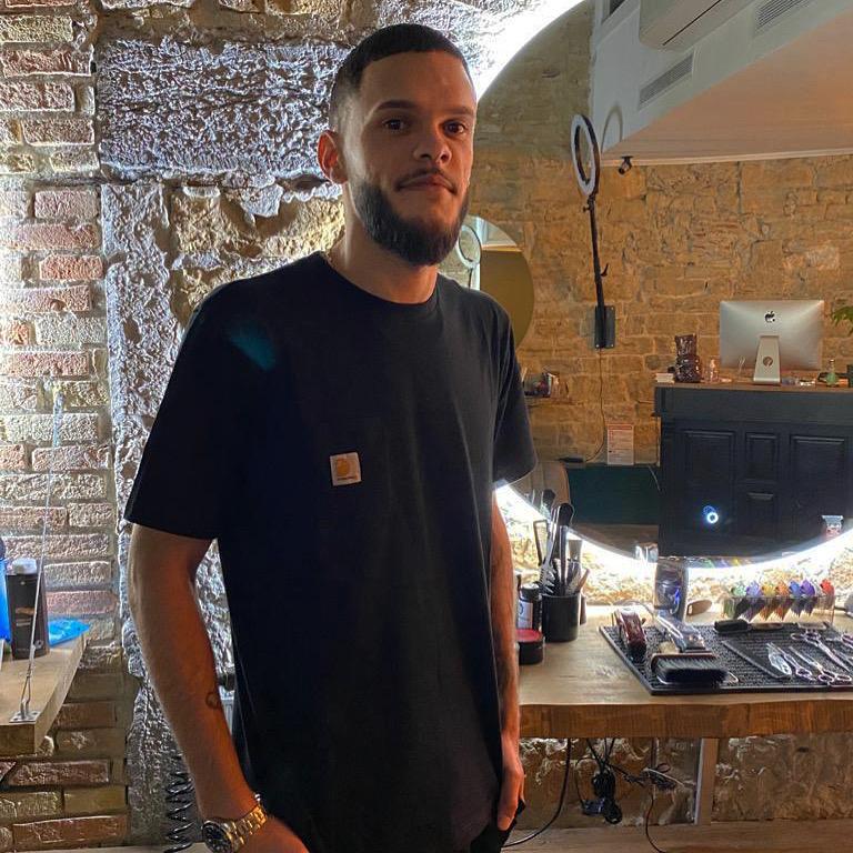 Damso coiffeur/barbier Casa Barbershop Lyon